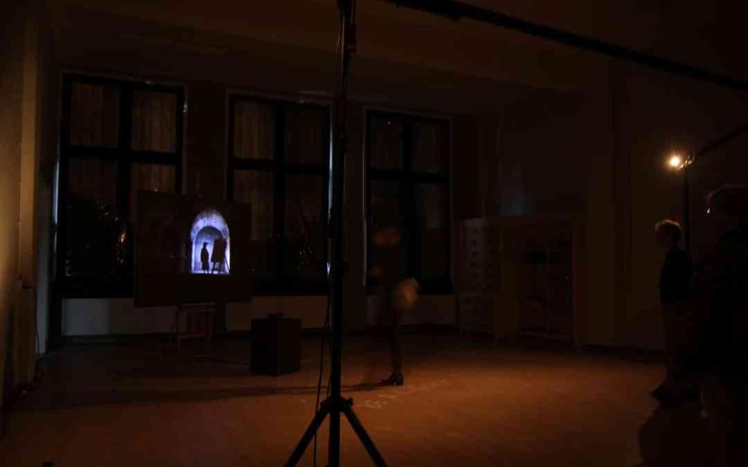 Publiek verrast en geamuseerd tijdens Nacht van Rembrandt in Haagweg 4