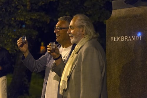 Sfeervolle editie van Nacht van Rembrandt 2013