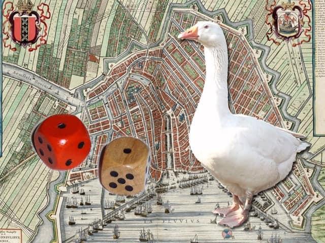 Stadsganzenbord 10 jaar: een populaire citygame die je de stad leert kennen