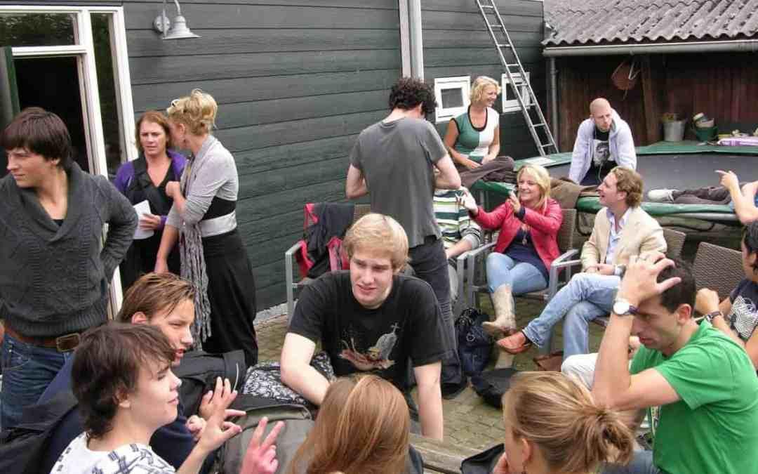 Tijd voor de Schooiertochten in Land van Wijk en Wouden en Kaag en Braassem