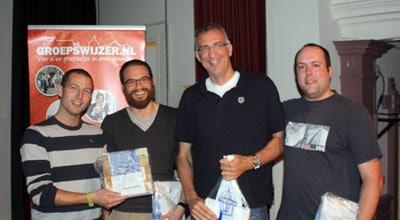 Team 'Art Vanderlay wint eerste KennisPub(lieks)Quiz Leiden