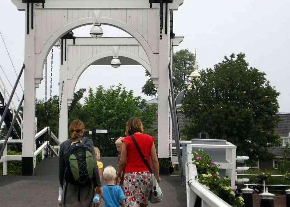 Wandelen tijdens Singelpromenade op 16 september