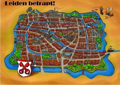 Leiden betrapt! nieuwe 'hit' van Groepswijzer.nl