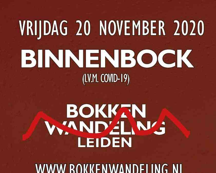 BinnenBock november 2020