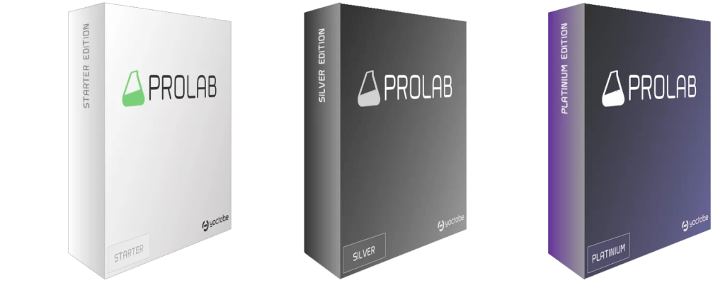 Prolab LIS Versions