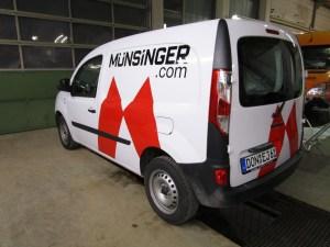 Fahrzeugbeschriftung Augsburg 15