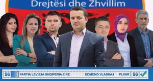 Parti Levizja Shqiperia e Re