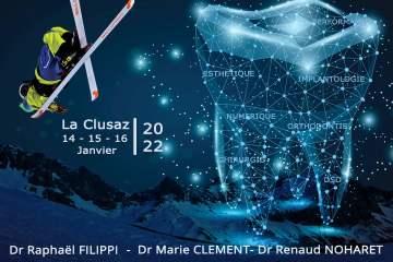 Conférence dentaire - la dentisterie du futur s'invite à La Clusaz du 14 au 16 janvier prochain