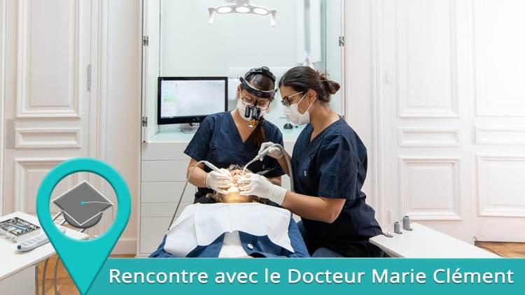 Interview Dr Marie Clément - Esthétique du sourire à Lyon