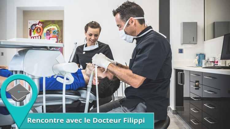 Rencontre avec le Dr Filippi -Orthodontie de l'adulte à Lyon
