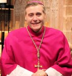 Rt Rev. Mark Davies, Bishop of Shrewsbury