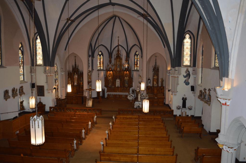 Altar From Choir
