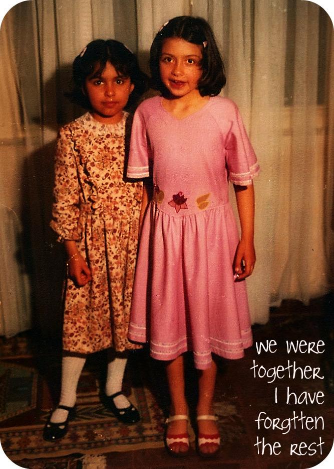 Childhood Friendship Invincinble Bond Memories Of Iran