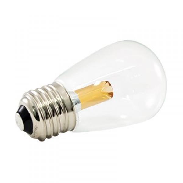 american lighting 1 4 watt pro deco s14 led 36 lumens 2700k 120v 25 count