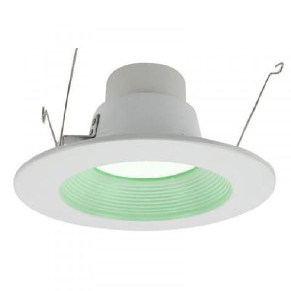 american lighting 13 watt 6 rgb cct tunable led retrofit downlight 27k 65k 950 lumens 120v