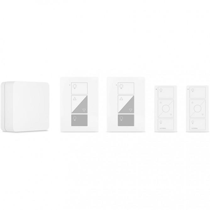 Lutron P-BDG-PKG2P Caseta Smart Dimmer Kit For Table