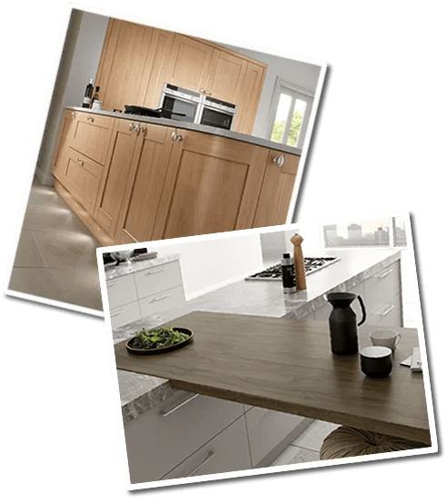 Modern & Traditional Fitted Kitchen Suppliers