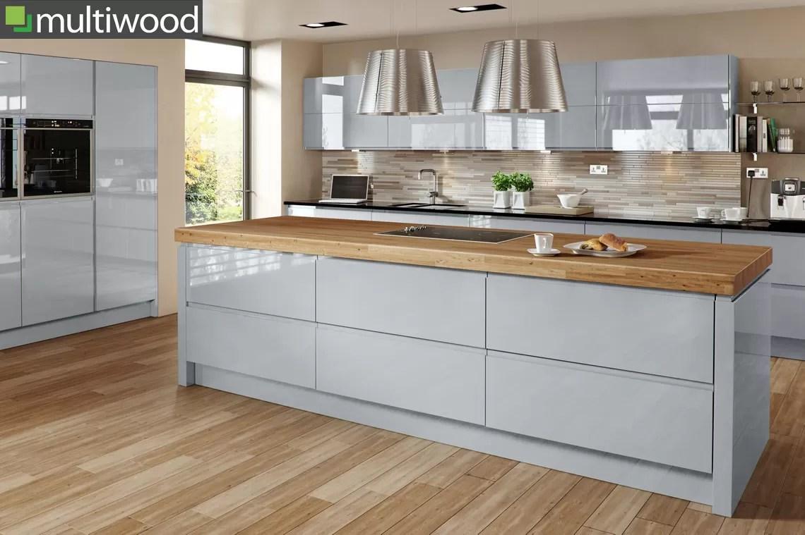 Multiwood Welford Grey Kitchen