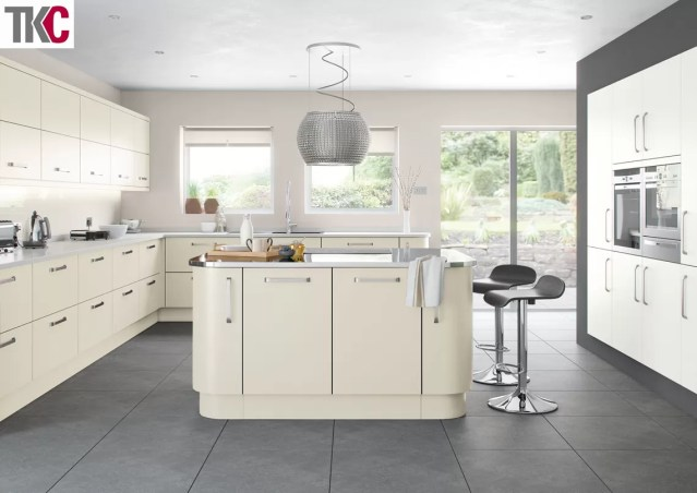 TKC Imola Hand Painted Chalkstone Kitchen