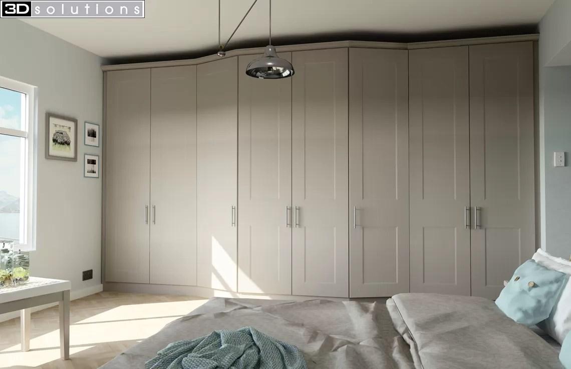 Trade Mouldings Salisbury Bedroom