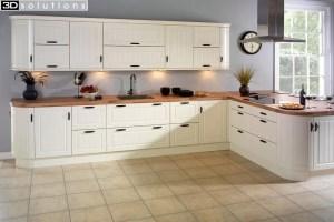 Trademouldings Avondale Kitchen