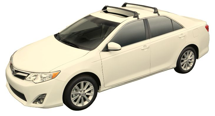 Rola GTX 59732 Roof Rack for Toyota Camry 2012