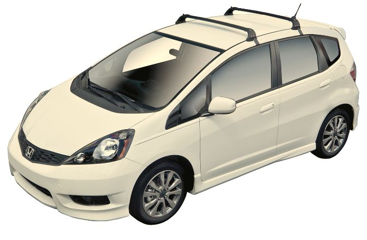 Rola GTX Roof Rack 59756 for Honda Fit 2009