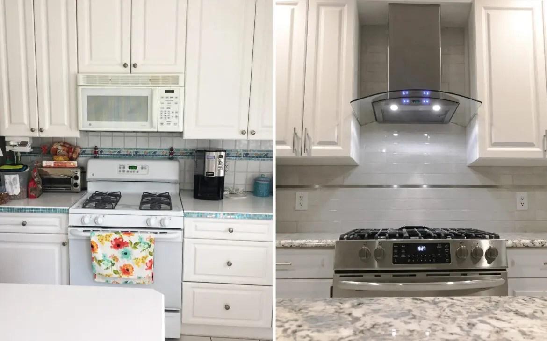 vent hood or microwave vent hood