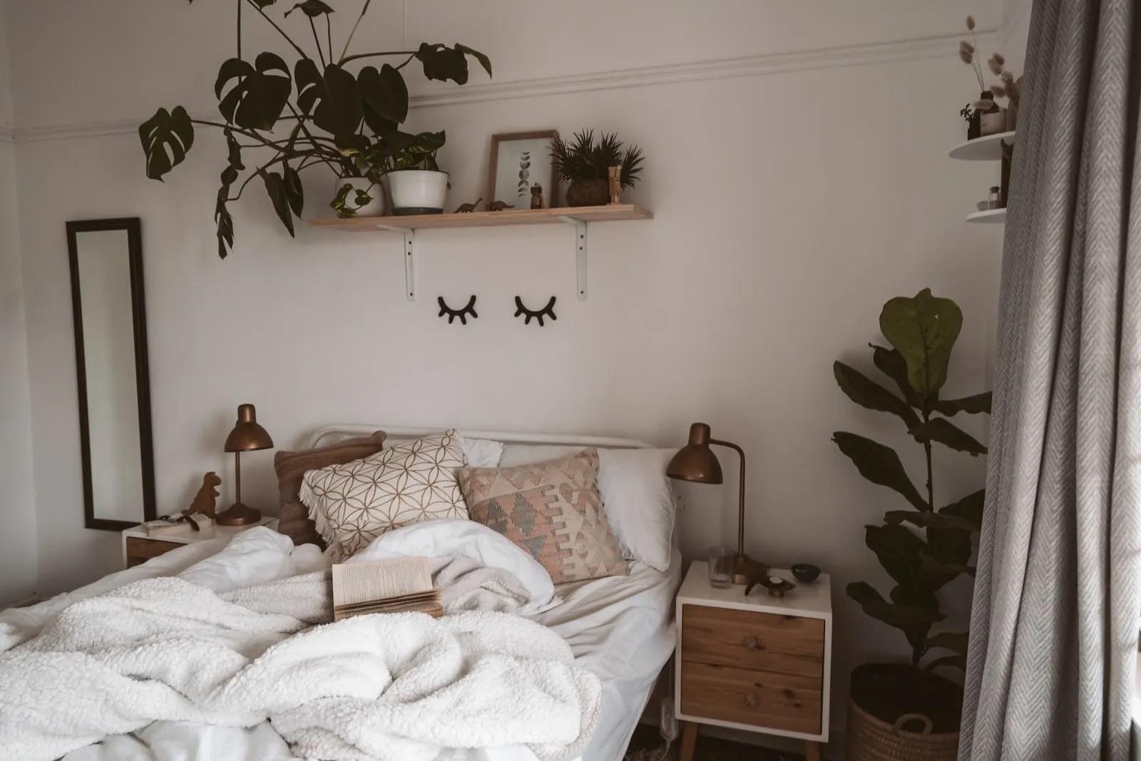 19 captivating boho bedroom ideas to