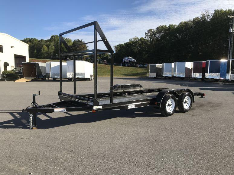 16 open center hauler model 16och