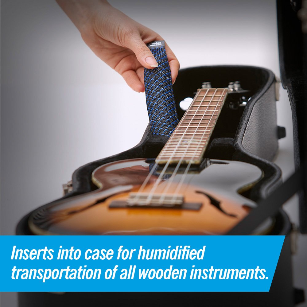 Prolix Music PET-1 Guitar-Humidifier-insert into instrument case