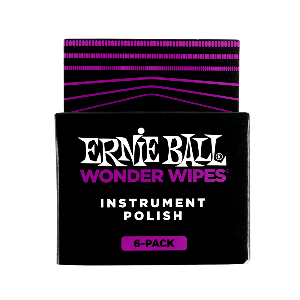 Ernie-Ball-Wonder-Wipes-Instrument-Polish-P04278