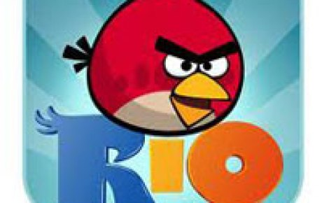 L'Application Angry Birds Rio fait fureur