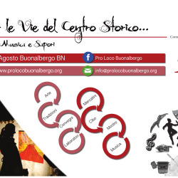 """Per le Vie del Centro Storico """"Arte, Musica e Sapori"""""""