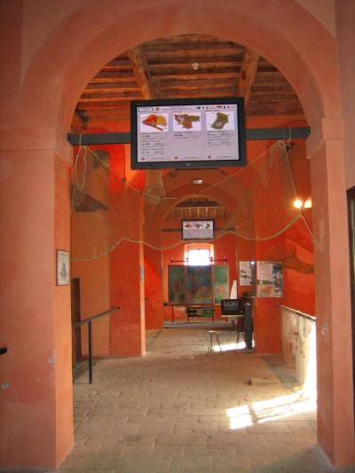 Museo Multimediale Casa Rossa Ximenes  Castiglione della Pescaia  Proloco Follonica