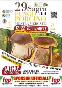 Lariano - 29^ Sagra del Fungo Porcino @ lariano