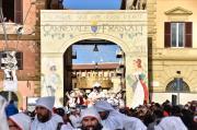 Edizione da guinness per lo storico Carnevale di Frascati