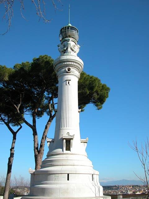 Faro del Gianicolo  Pro Loco di Roma  Pro Loco di Roma