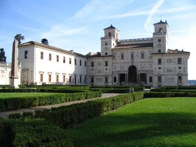 Villa Medici  Acadmie de France  Pro Loco Roma  Pro