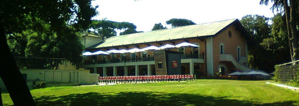 Casa del CInema  Villa Borghese  Pro Loco di Roma
