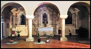 Foto interno chiesa