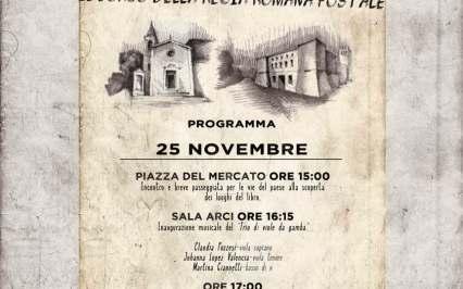 Torrenieri. Il Borgo della Regia Romana Postale