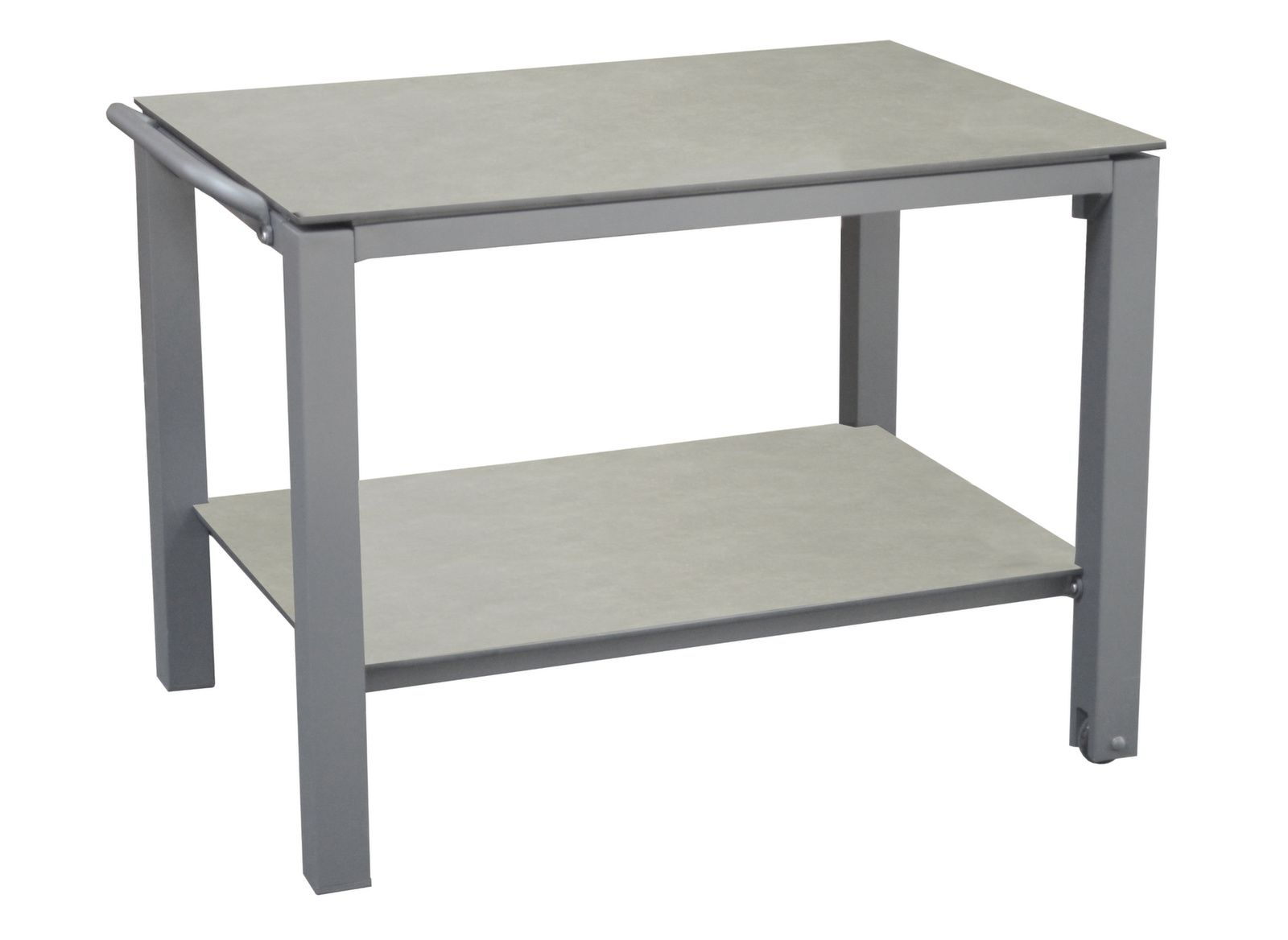 table plancha 100 x 70 cm plateau trespa