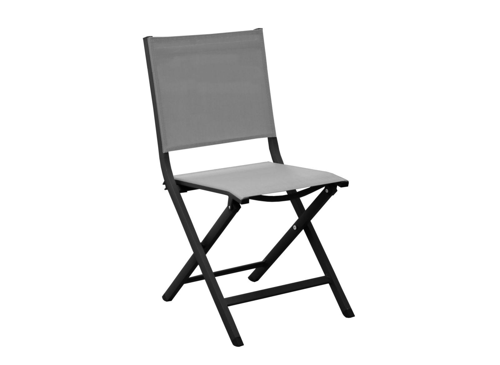chaise pliante thema finition epoxy