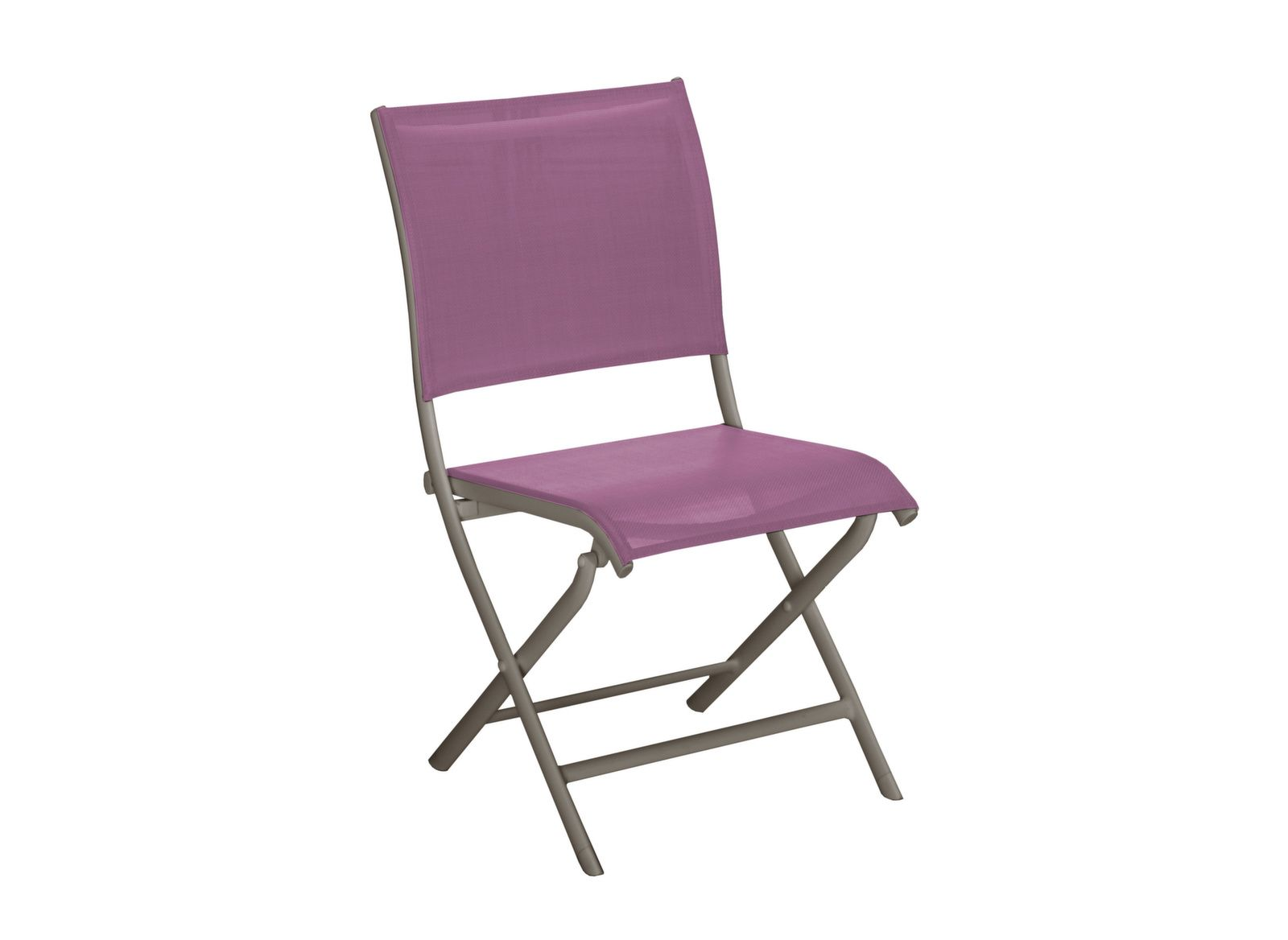 chaise pliante elegance