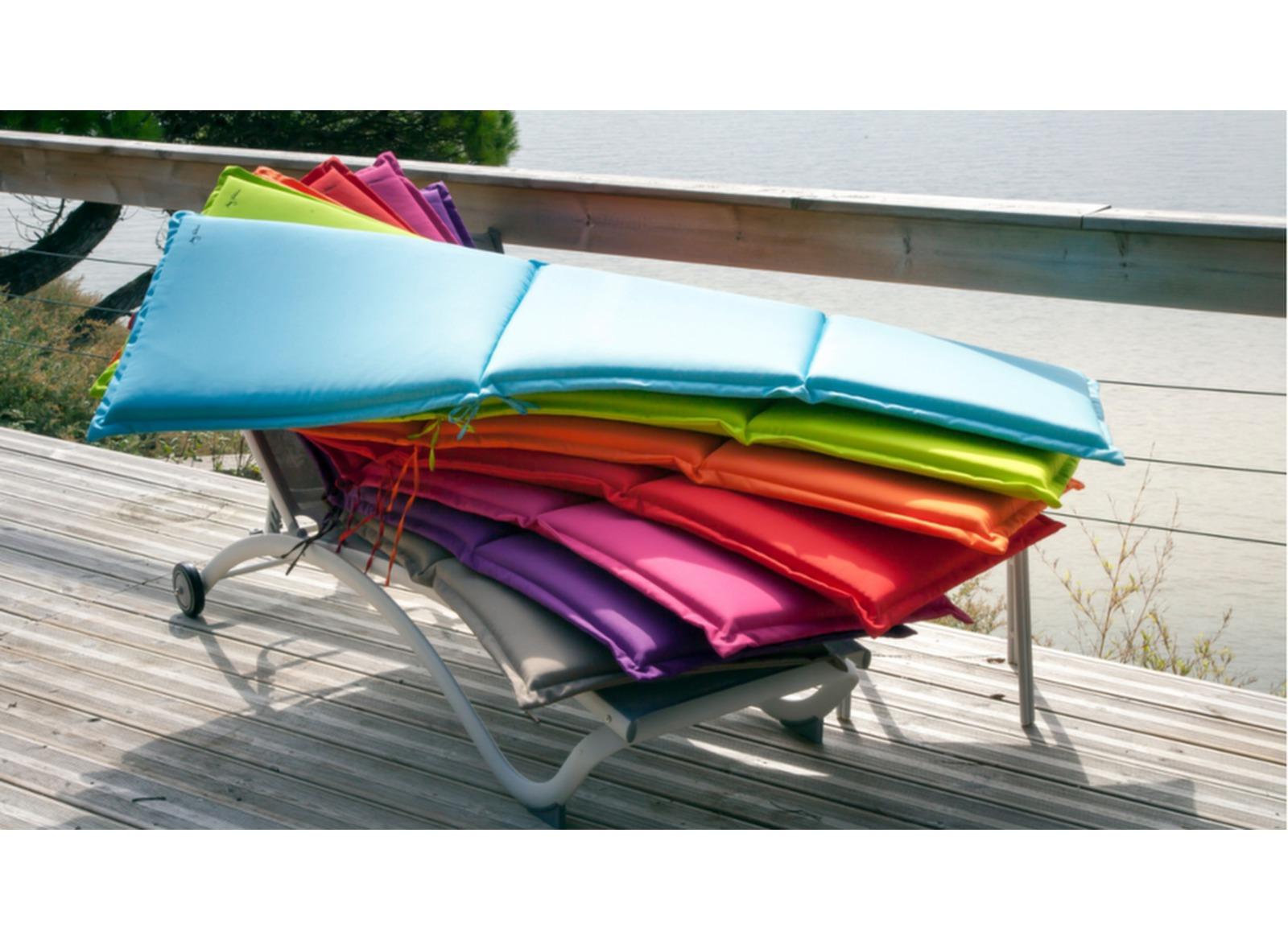 Coussin pour bains de soleil Garden  Proloisirs