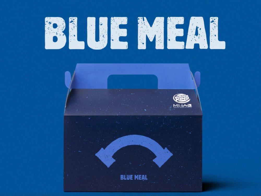 Blue Meal