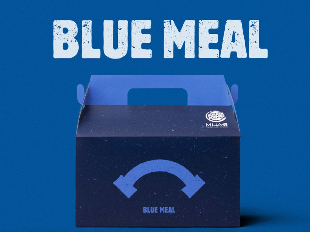 Blue Meal