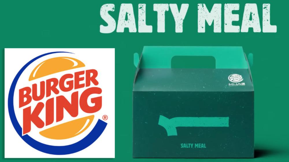 Salty Meal