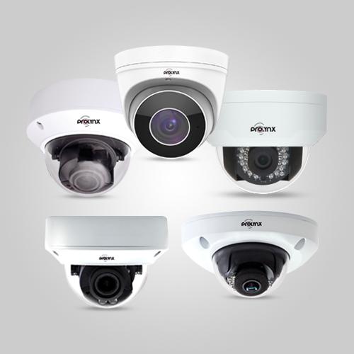 Network Dome Cameras